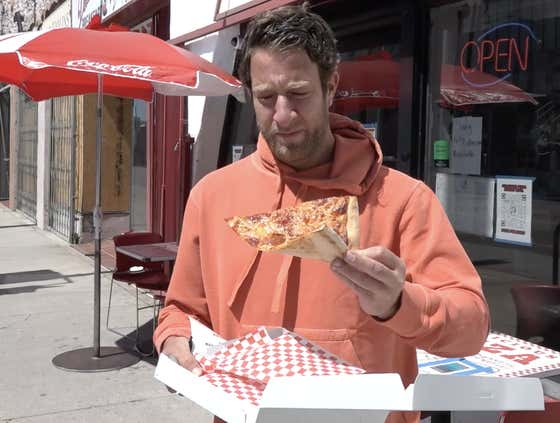 Barstool Pizza Review - Delicious Pizza (Los Angeles, CA)