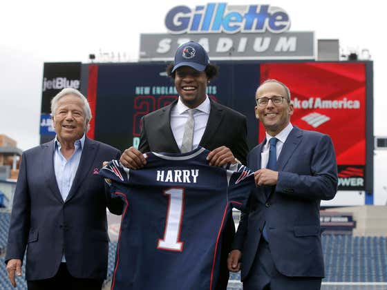 Report: The Patriots Have Changed Their Entire Approach to the Draft and It Might Be N'Keal Harry's Fault