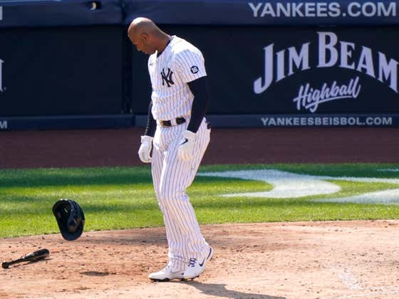 The Yankees Cannot Keep Batting Aaron Hicks Third If They Want To Score Runs