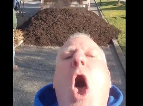 It Is Impossible Not To Laugh Watching Stu Feiner Narrate Having 1000lbs Of Mulch Delivered To His Mansion