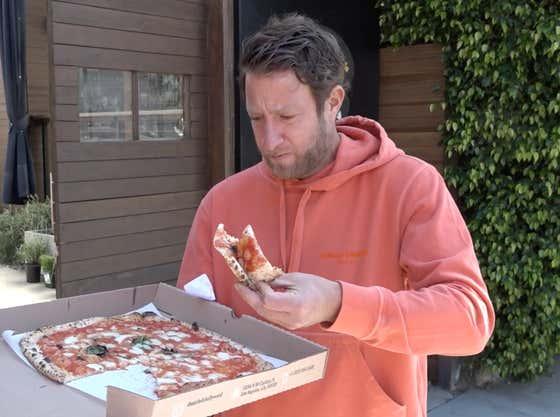 Barstool Pizza Review - L'Antica Pizzeria da Michele (Los Angeles, CA)