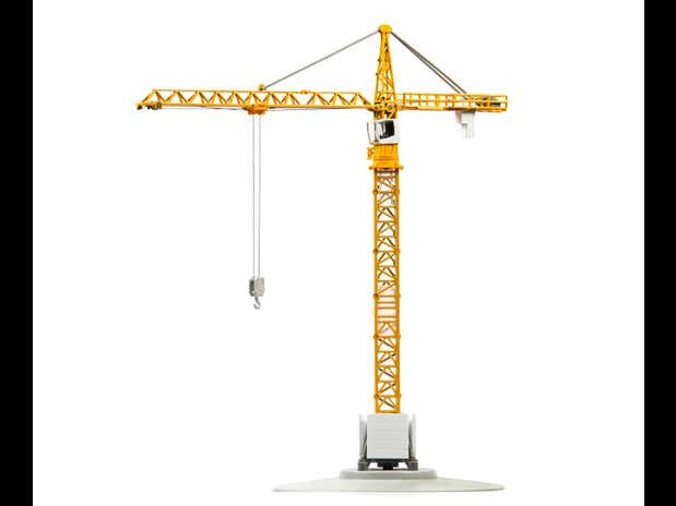 Watch This When You're High - How Do Tower Cranes Build Themselves?