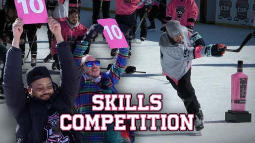 Coming From Someone Who Couldn't Hit the Broad Side of a Barn — The Pink Whitney Cup Skills Competition Was Fun