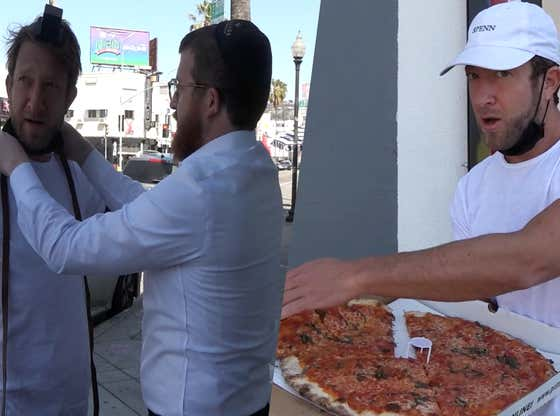Barstool Pizza Review - Prime Pizza (Los Angeles, CA) Bonus Bar Mitzvah