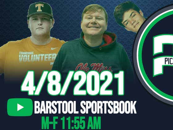 We Discuss NBA, MLB, The Masters, and Even CFB/NFL on Today's Picks Central