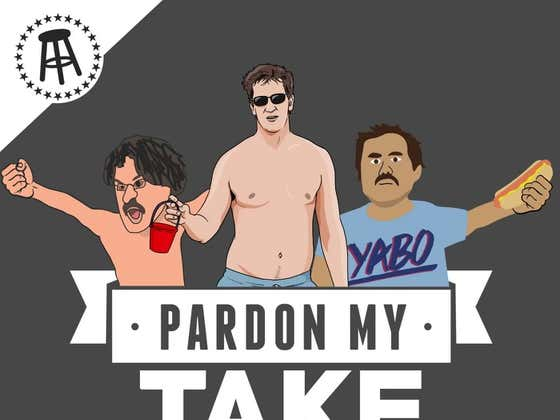 Eli Manning On Pardon My Take