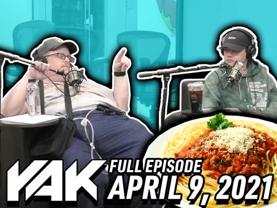 Frank The Tank's Spicy Take On Spaghetti