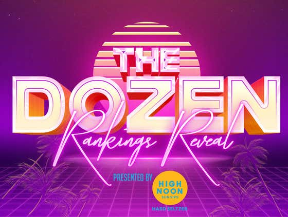 The Dozen: Trivia Competition Rankings Reveal pres. by High Noon - Week 5