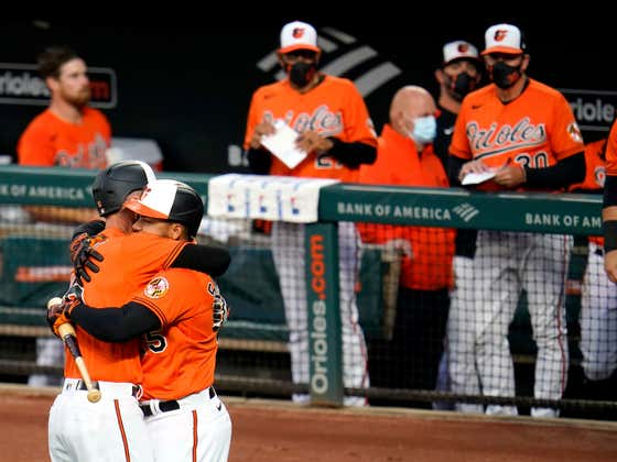 The Trey Mancini Comeback Tour Rages On, Demolishes His First Home Run Since September 2019