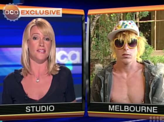 The Australian House Party Guy Is A Very Underrated Old School Internet Video
