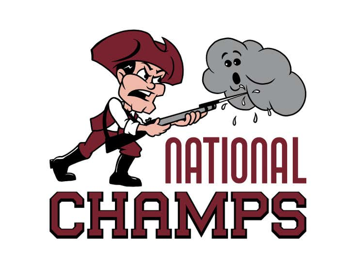 CUE THE DUCKBOATS! UMass Blows BIG Clouds, Brings Home First National Championship