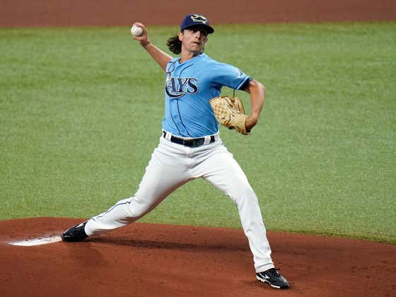 After 4 Elbow Surgeries, The Rays 2014 2nd Round Pick Brent Honeywell Finally Makes His MLB Debut And It Was Awesome