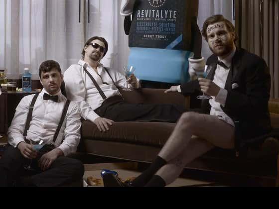 Introducing Revitalyte Black Label
