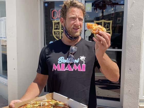 Barstool Pizza Review - Banchero Miami (Miami Beach, FL)