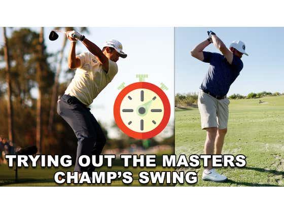 Will Hideki's Backswing Pause Fix My Swing?