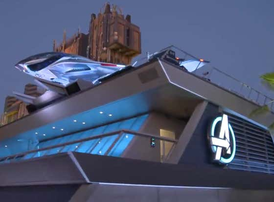 Disney Released A Sneak Peak Of The New Avengers Campus Opening At Disneyland In June And I Love It 3000