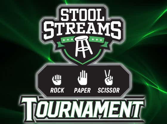 Stool Streams: PFT Battles For Glory In The Barstool Rock Paper Scissor Tournament
