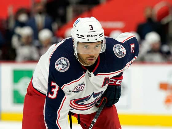 Blackhawks Are Rumored To Be Among The Favorites To Trade For Seth Jones