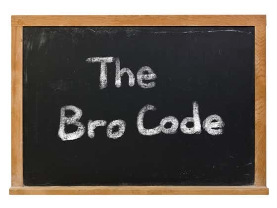 "Is ""Bro Code"" Actually Dead? An Investigation"