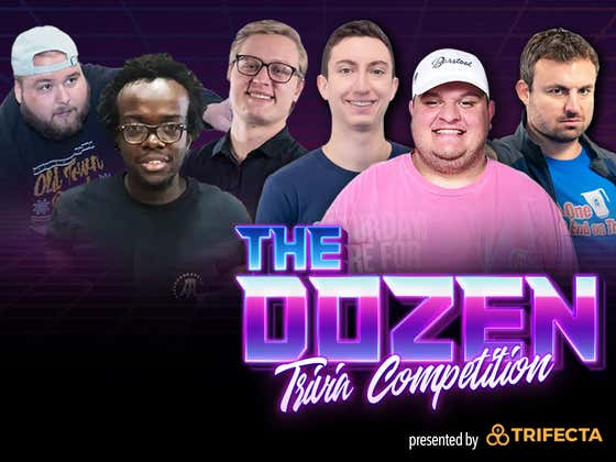 Chaos Takes Over Trivia Matchup For Final Tournament Spots (The Dozen pres. by Trifecta Nutrition: Episode 101)