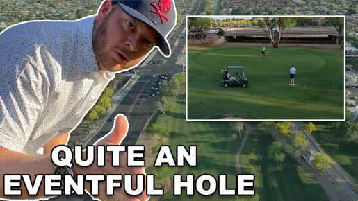 Riggs vs Silverado Golf Club, 5th Hole