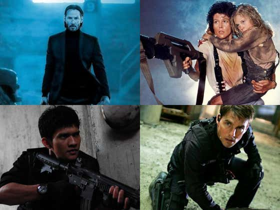 Who Is The Best Action Movie Protagonist?