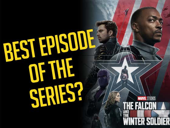 WHAT'S IN THE BOX??? ('The Falcon & The Winter Soldier' - Ep. 5 Breakdown)