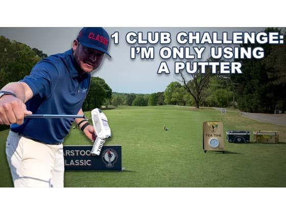 Riggs Vs Chateau Elan Golf Club, 1st Hole
