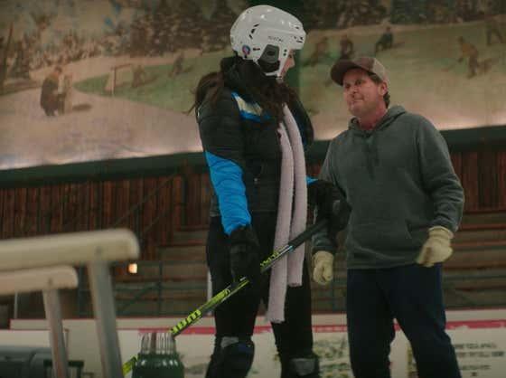 Mighty Ducks Game Changers Episode 4 Recap: Gordon Bombay Has An Addiction, And It's Wheeling Hockey Moms