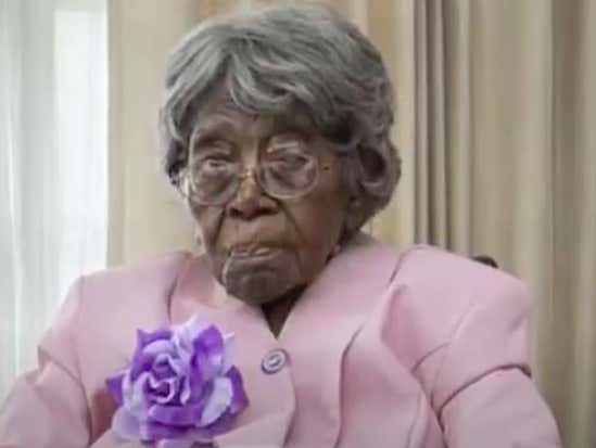 The Oldest Person In America Has Died At 116, Leaving Behind 68 Grandchildren, 125 Great-Grandchildren, and 120 Great-Great Grandchildren