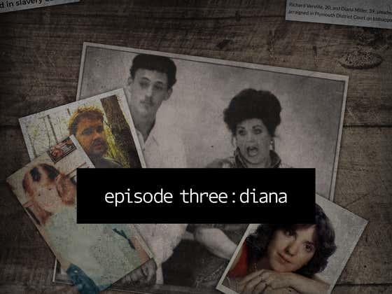 The Case - Episode Three: Diana