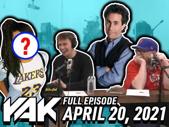 The Vivian Saga And Is Frank Stealing Jokes??