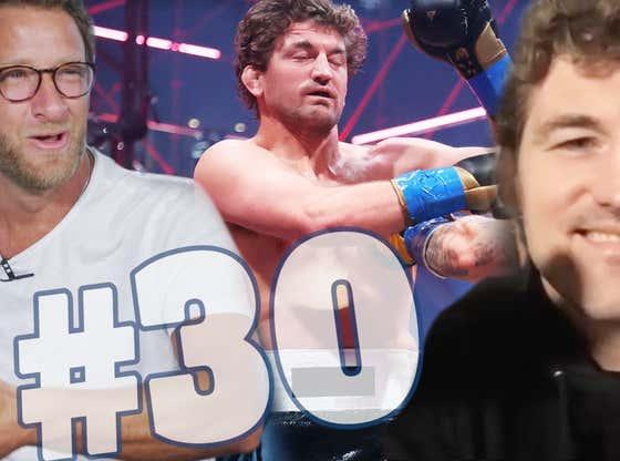 Ben Askren Joins Episode 30 Of The Dave Portnoy Show Fresh Off His Knockout