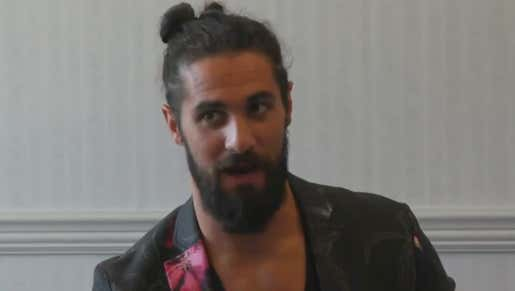 Seth Rollins Thinks His Pal Swoggle Is Gonna Get KNOCKED OUT At Rough N Rowdy 14 TONIGHT