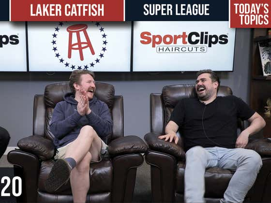 Barstool Rundown - April 20, 2021