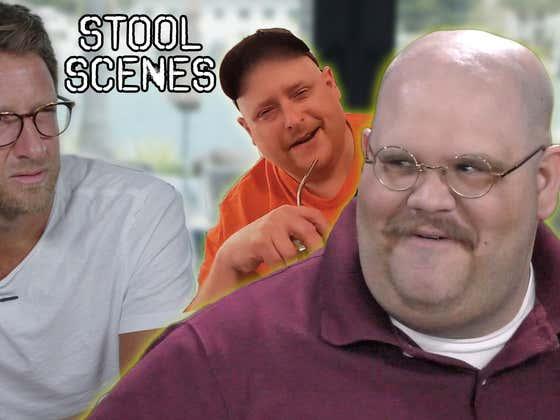 Stool Scenes 306 - The 420 Episode