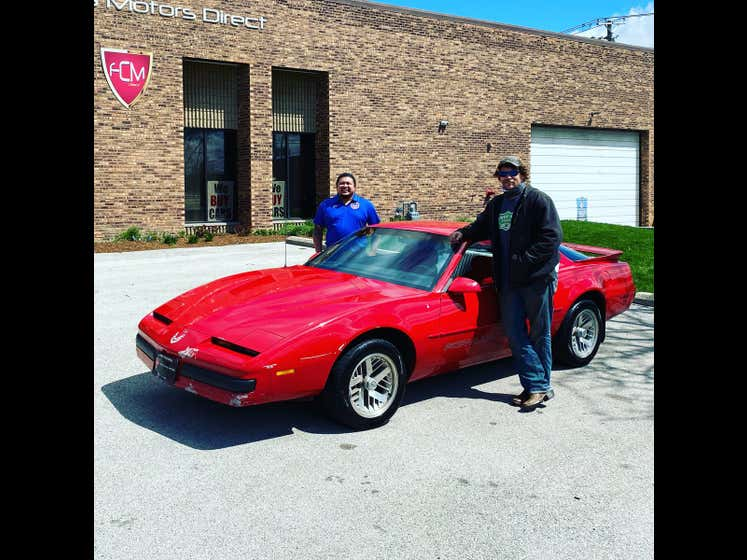 Apologies To Anthony Rizzo, But I Have A New Favorite Cubs Player. And His Name Is Andrew Chafin. And He Drives A Candy Red 1981 Firebird.