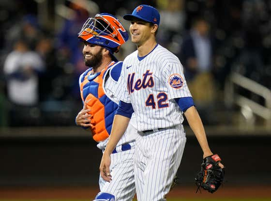 TOTAL DEGROMINATION: Jacob deGrom Struck Out 15 Nats In A Complete Game 2-Hit Shutout Win Where He Lowered His ERA To 0.31 And Knocked In The Game-Winning Run For Good Measure