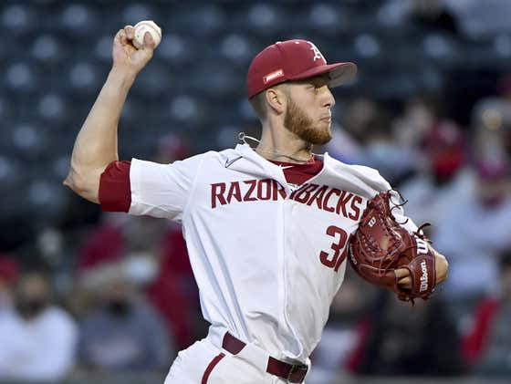 Arkansas and Vanderbilt Have Made the Top of College Baseball Clear, But Texas and TCU Could Challenge the Best of the SEC