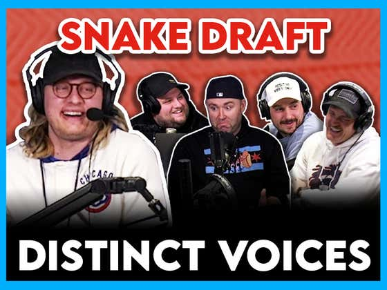 Distinct Voices Draft (ft. Joey Mulinaro): Whitesoxdave Says Mike Tyson's Voice Is Only Known By Sports Fans