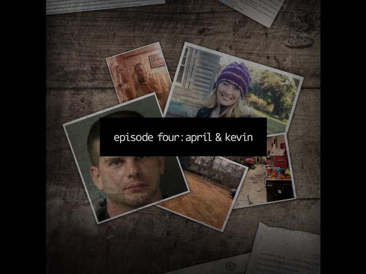The Case - Episode Four: April & Kevin