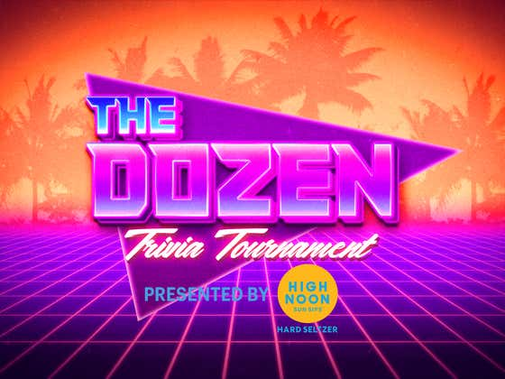 Who's In, Who's Out? The Dozen: Trivia Tournament Selection Show Is TONIGHT!