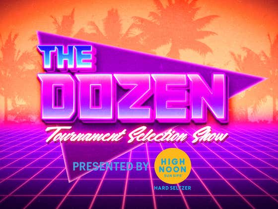 The Dozen: Trivia Tournament Selection Show presented by High Noon