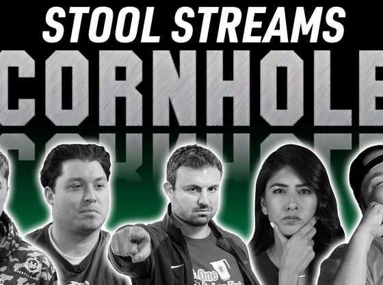 Stool Streams: Rico Bosco Faces Skells In A Cornhole Double Header + RPS Tournament Final Four