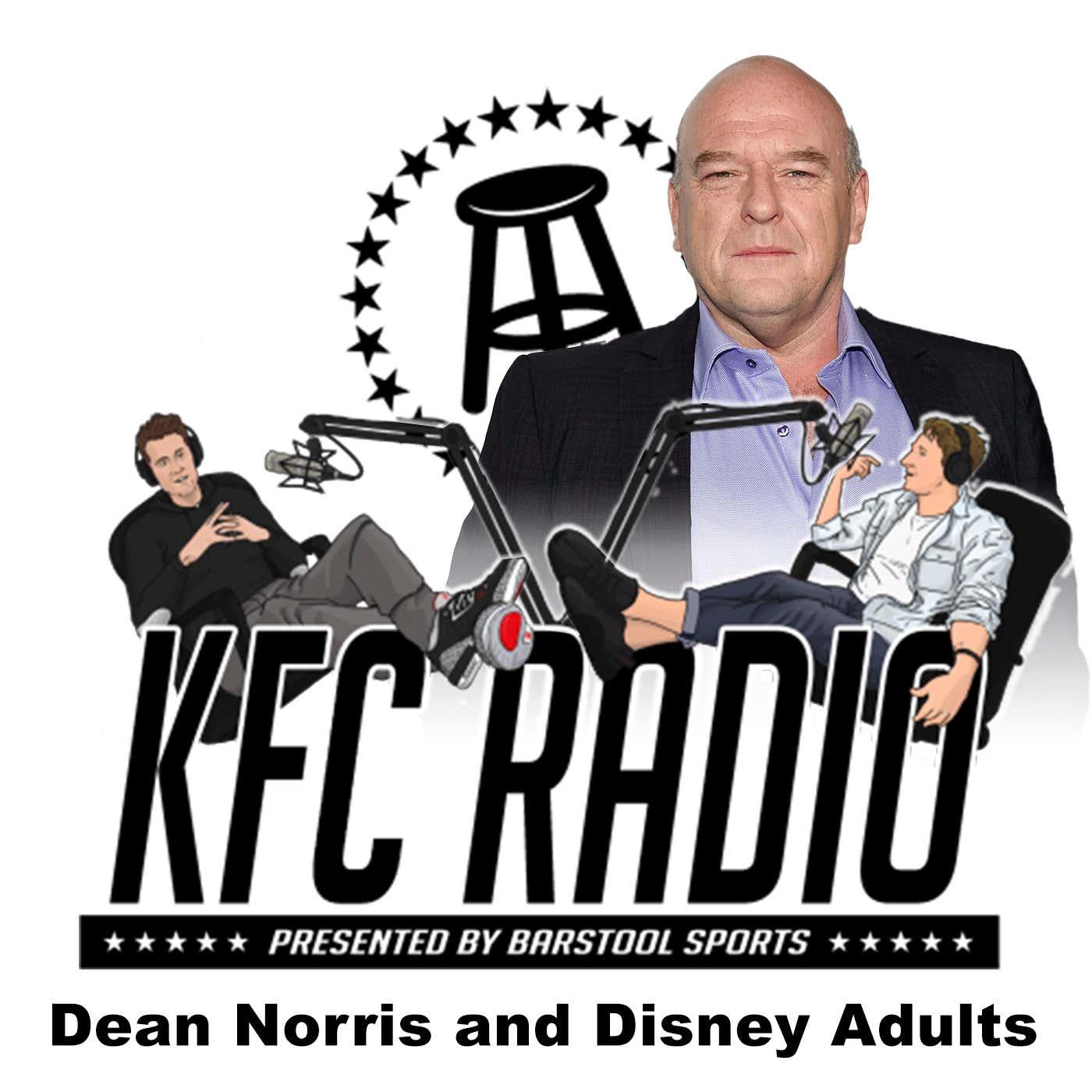 Dean Norris & Disney Adults