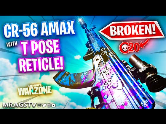 Why Are We Nerfing the Amax This Soon!?