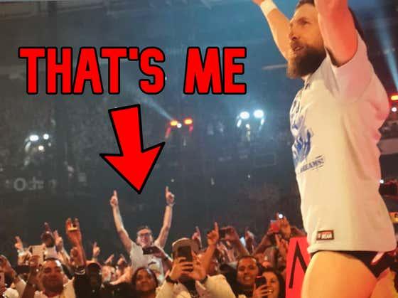 I Finally Interviewed Daniel Bryan