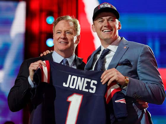 Belichick Insider Says the Saints Tried Move Ahead of the Pats to Get Mac Jones, and We Can Expect Cam Newton in 2021