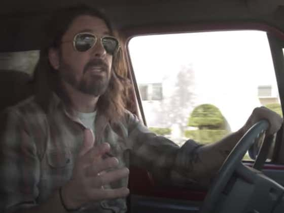 Dave Grohl's New Music Documentary 'What Drives Us' (Featuring AC/DC, Metallica, Red Hot Chili Peppers, U2, And More) Is Streaming Now