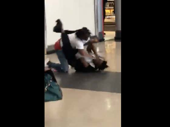 There Was Another Airport Brawl Yesterday, This Time At Chicago's Shithole O'Hare Airport